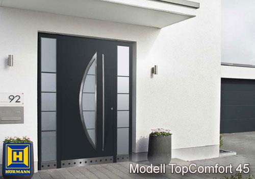 Hauseingangstür  Ihr Haus - welche Tür benötigen Sie für welchen Zweck in Ihrem ...