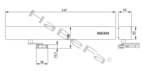 geze ts 4000 r mit rauchmelder kopfmontage auf. Black Bedroom Furniture Sets. Home Design Ideas
