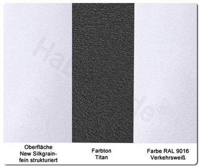 sektionaltor lpu 40 sandgrain m sicke wei bis b 6000. Black Bedroom Furniture Sets. Home Design Ideas