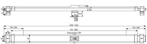panzerriegel abus pr 2700 mit schlie zylinder u karte 5 schl ssel. Black Bedroom Furniture Sets. Home Design Ideas