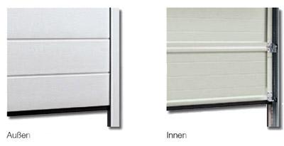 sectionaltor das h rmann garagentor ab sofort bei b l o g von habefa. Black Bedroom Furniture Sets. Home Design Ideas