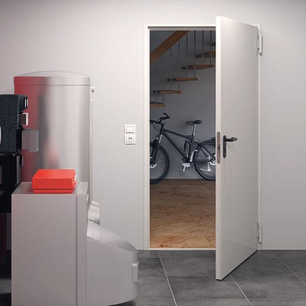 t30 brandschutzt r feuerschutzt r h8 5 h rmann komplett. Black Bedroom Furniture Sets. Home Design Ideas