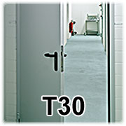 Brandschutztür T30 im Onlineshop