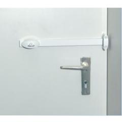 ade sicherheitsriegel sr 1 35 cm zur fenstersicherung t rsicherung. Black Bedroom Furniture Sets. Home Design Ideas