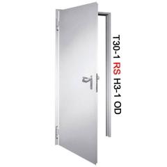 brandschutzt ren t30 1 mit rauchschutzfunktion. Black Bedroom Furniture Sets. Home Design Ideas
