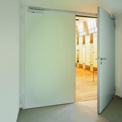 rauchschutzt ren zweifl gelig aus stahl. Black Bedroom Furniture Sets. Home Design Ideas