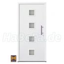 thermo46 stahl haust ren von h rmann mit alu zarge. Black Bedroom Furniture Sets. Home Design Ideas