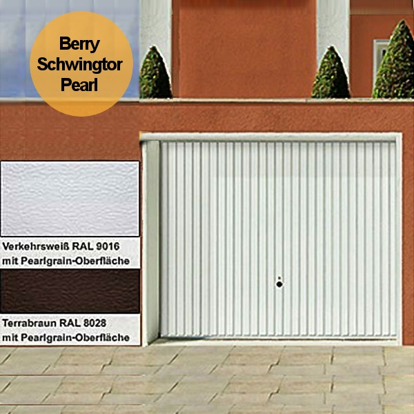 Beliebt Berry Schwingtor N80 Pearl - Hörmann Europa Promotion WQ11