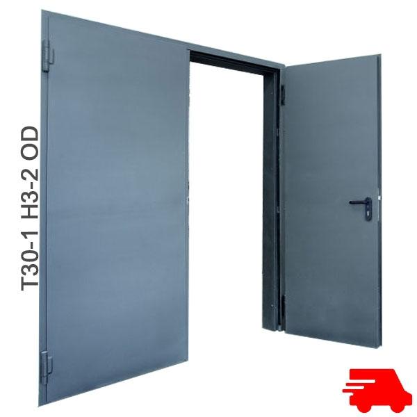 brandschutzt r t30 2 h3 od stahlt r breite 2125 mm h he 2125 mm. Black Bedroom Furniture Sets. Home Design Ideas