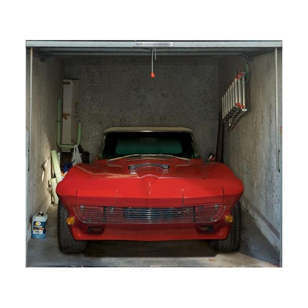 garagentorplane corvette67 f r einzelgaragen in verschiedenen bestellgr en. Black Bedroom Furniture Sets. Home Design Ideas