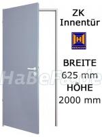 ZK Tür von Hörmann 625 mm x 2000 mm mit Türblatt, Zarge und Beschlag (Hörmann KG)