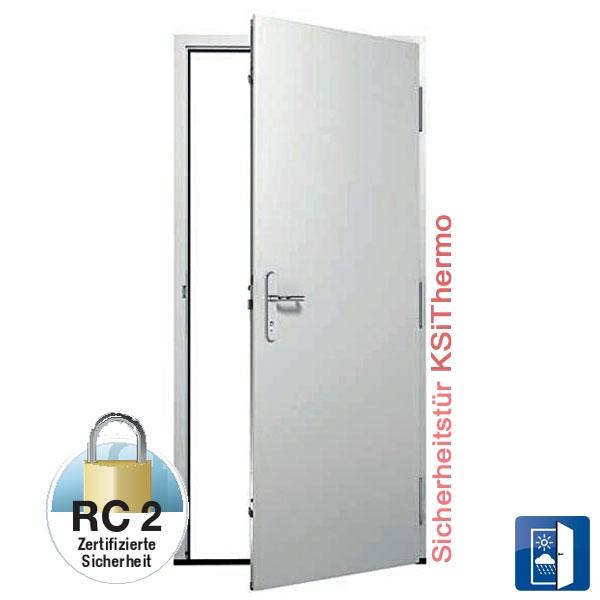 Marvelous KSI Thermo   Keller  Sicherheitstür RC2 | Wärmegedämmt, Sondermaß
