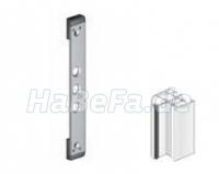 Schließblech für Sicherungsbolzen bei Aluzarge, ThermoPro Haustür (691259) (Hörmann KG)