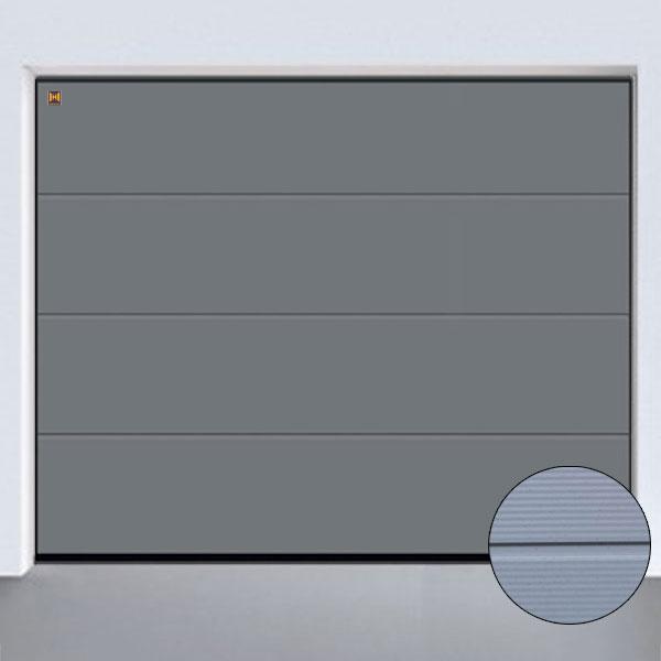 Garagentor hörmann oberfläche  Sektionaltor LPU 42, Micrograin L-Sicke, Color, bis B: 3000 x H ...