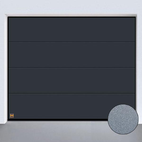 Berühmt Sektionaltor LPU 42, Sandgrain L-Sicke, Color, bis B: 6000 x H: 3000mm QF43