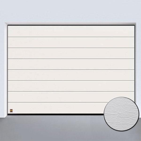sektionaltor lpu 42 woodgrain m sicke wei bis b 3000 x h 2500mm. Black Bedroom Furniture Sets. Home Design Ideas
