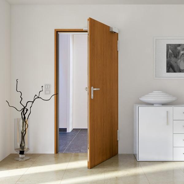 t30 wohnungst r als brandschutzt r und sicherheitst r wk2 1000 x 2125. Black Bedroom Furniture Sets. Home Design Ideas