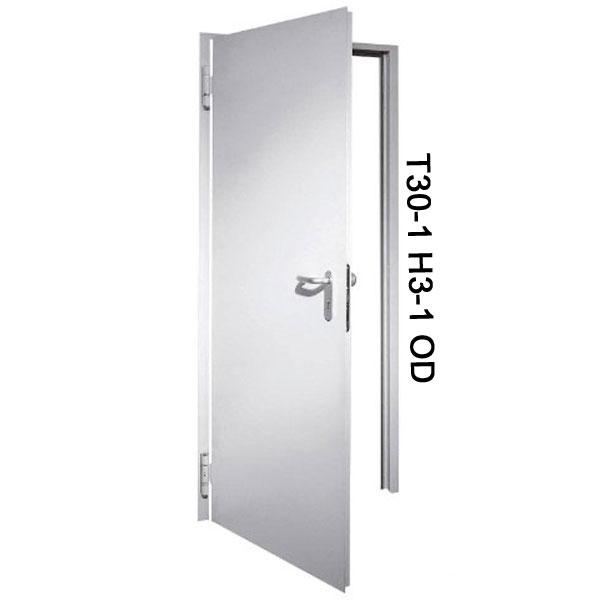 brandschutzt r t30 1 h3 od stahlt r breite 875 mm h he. Black Bedroom Furniture Sets. Home Design Ideas