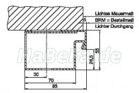 blockzarge auf der wand. Black Bedroom Furniture Sets. Home Design Ideas