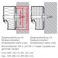 habefa hinweise blockzarge f r t ren von h rmann. Black Bedroom Furniture Sets. Home Design Ideas